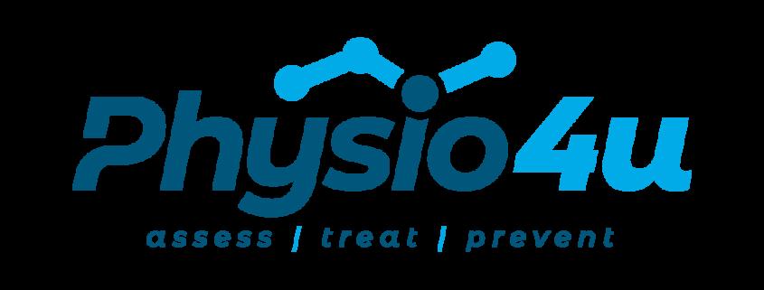 Physio4U Logo for website
