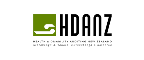 Health and disability Auditing New Zealand Logo